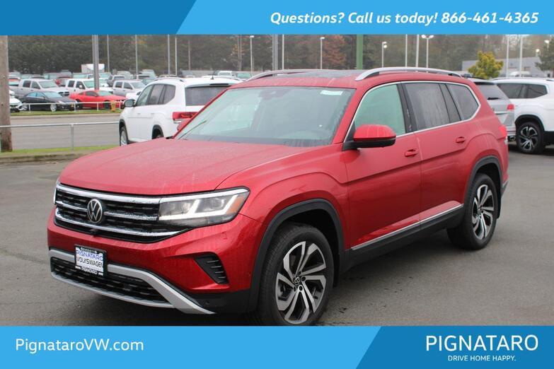 2021 Volkswagen Atlas V6 SEL Premium 4Motion Everett WA