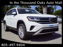 2021_Volkswagen_Atlas_V6 SEL_ Thousand Oaks CA