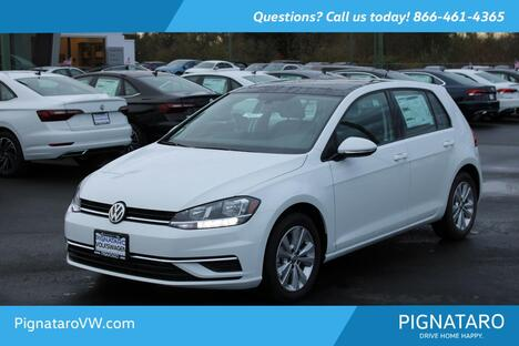 2021_Volkswagen_Golf_1.4T_ Everett WA