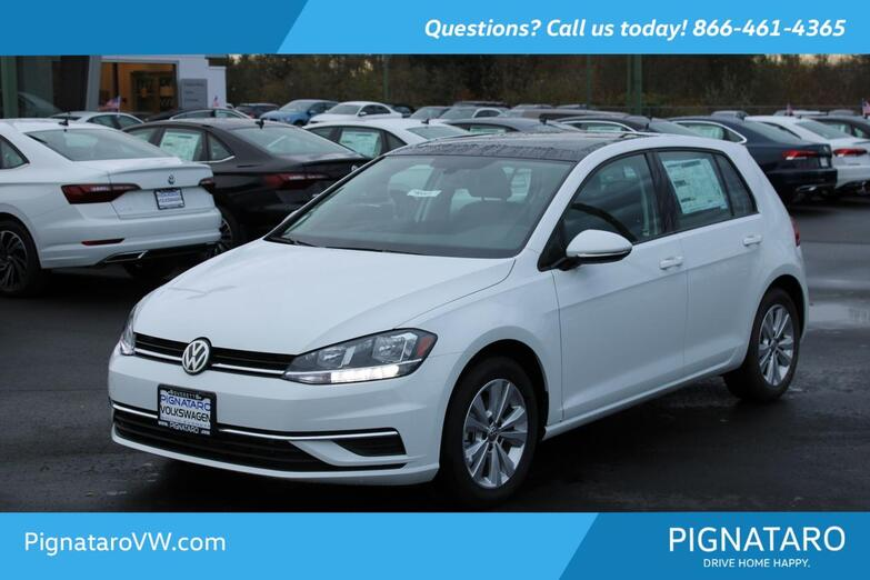 2021 Volkswagen Golf 1.4T Everett WA