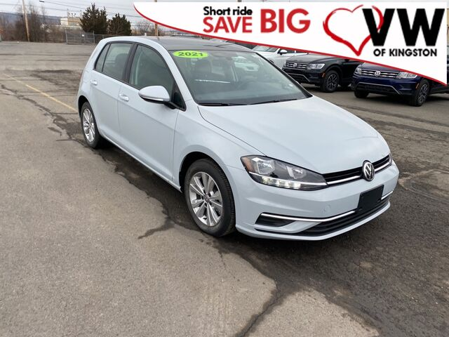 2021 Volkswagen Golf 1.4T TSI Kingston NY