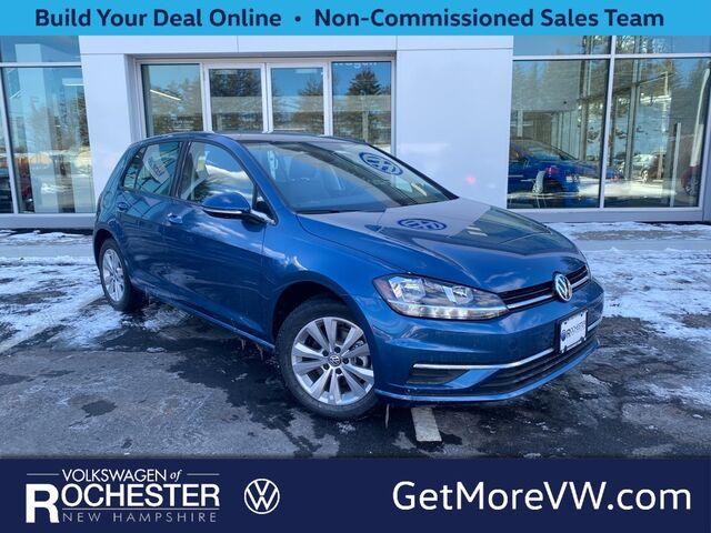 2021 Volkswagen Golf 1.4T TSI Rochester NH
