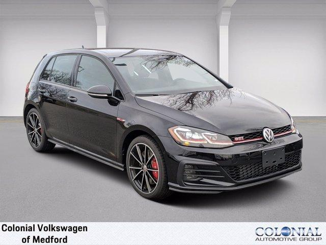 2021 Volkswagen Golf GTI 2.0T Autobahn Manual Wellesley MA