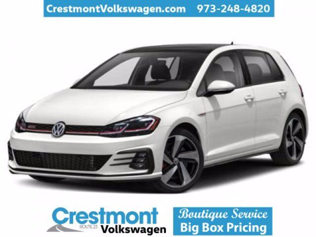 2021 Volkswagen Golf GTI 2.0T Autobahn Manual Pompton Plains NJ
