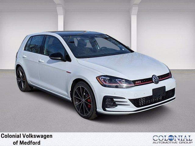 2021 Volkswagen Golf GTI 2.0T Autobahn Manual Westborough MA