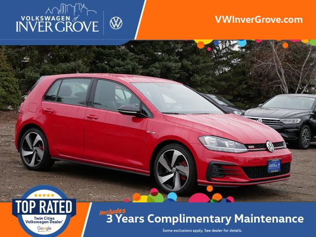 2021 Volkswagen Golf GTI 2.0T S Inver Grove Heights MN
