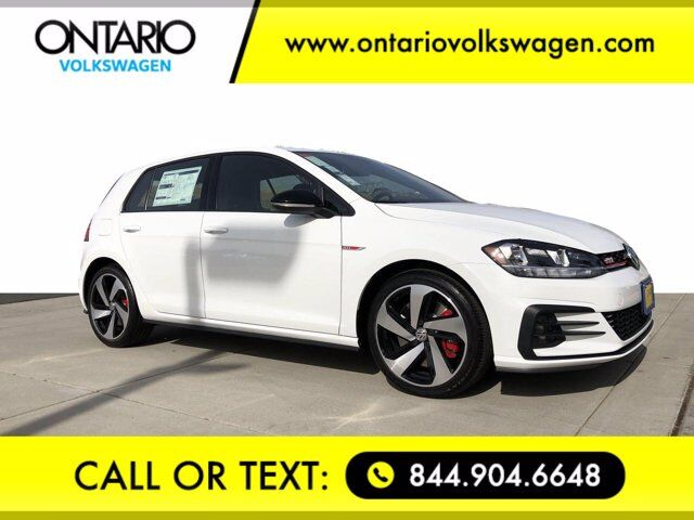 2021 Volkswagen Golf GTI 2.0T S Manual Ontario CA