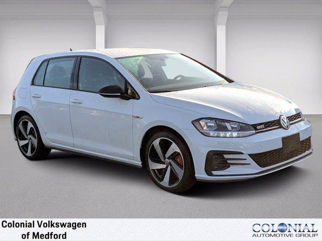 2021 Volkswagen Golf GTI 2.0T S Manual Wellesley MA