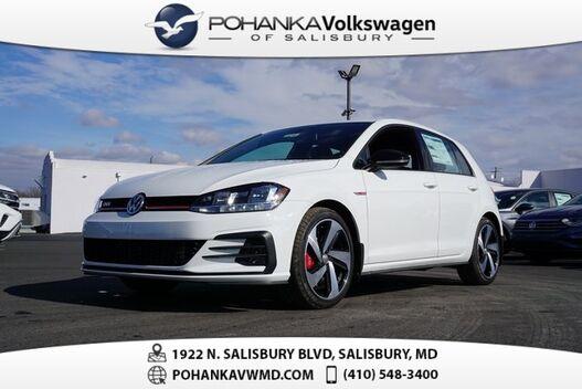 2021_Volkswagen_Golf GTI_2.0T S_ Salisbury MD
