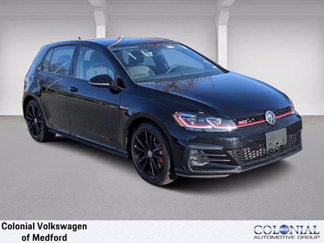 2021 Volkswagen Golf GTI 2.0T SE DSG Westborough MA