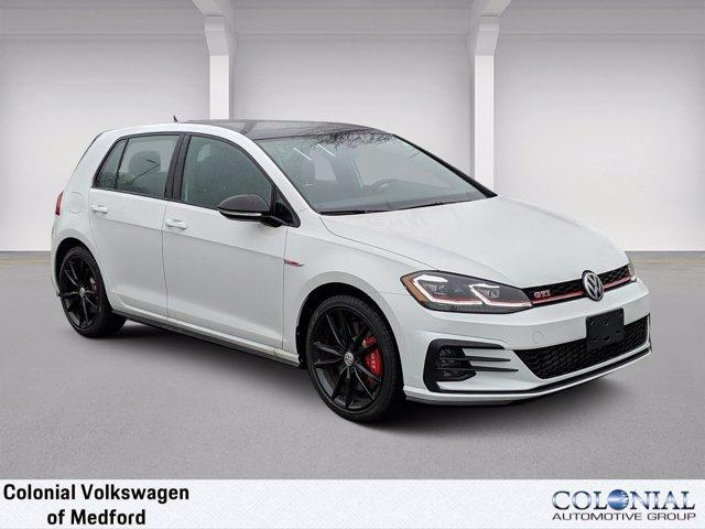 2021 Volkswagen Golf GTI 2.0T SE Manual Medford MA