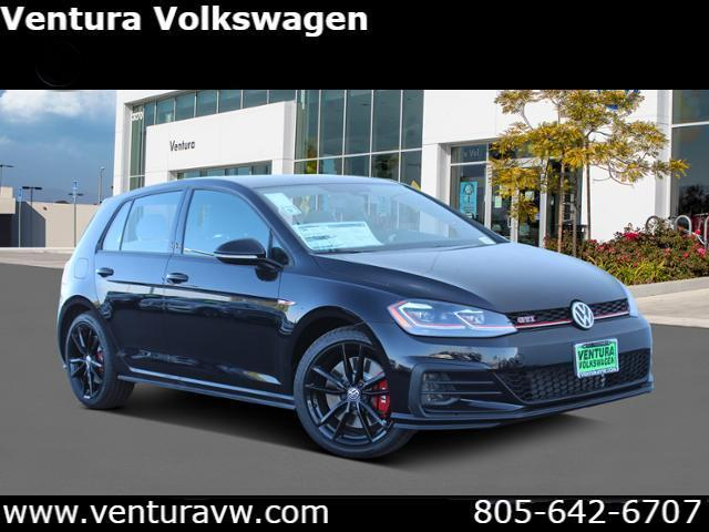 2021 Volkswagen Golf GTI 2.0T SE Manual