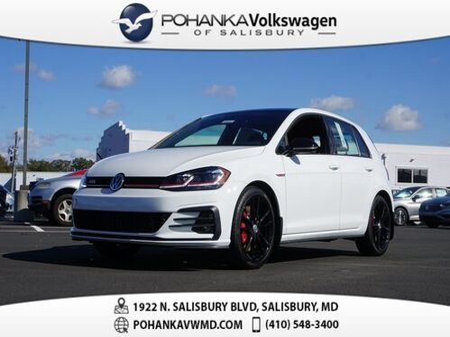 2021_Volkswagen_Golf GTI_2.0T SE_ Salisbury MD