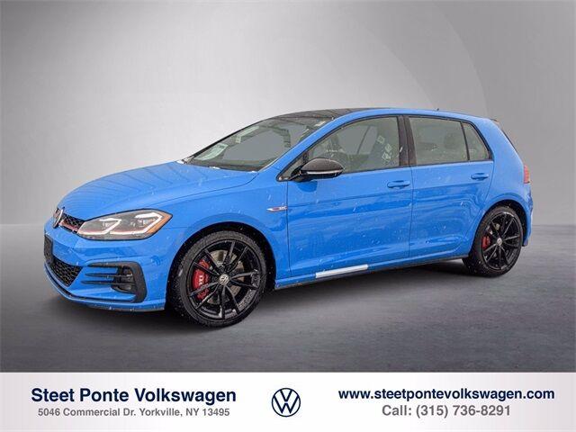2021 Volkswagen Golf GTI 2.0T SE Yorkville NY