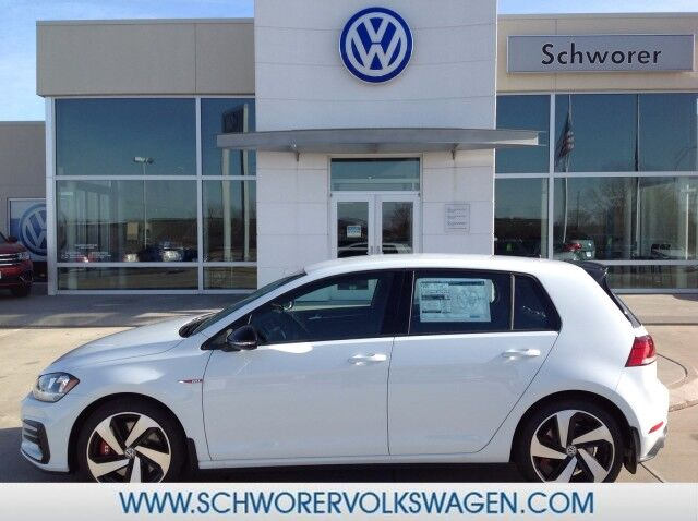 2021 Volkswagen Golf GTI S Automatic Lincoln NE