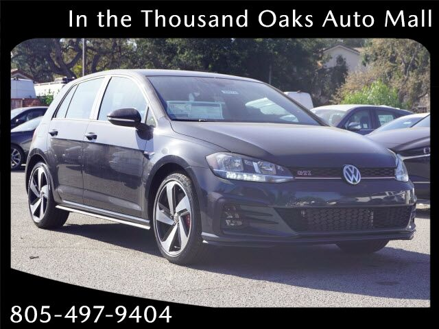 2021 Volkswagen Golf GTI S Thousand Oaks CA