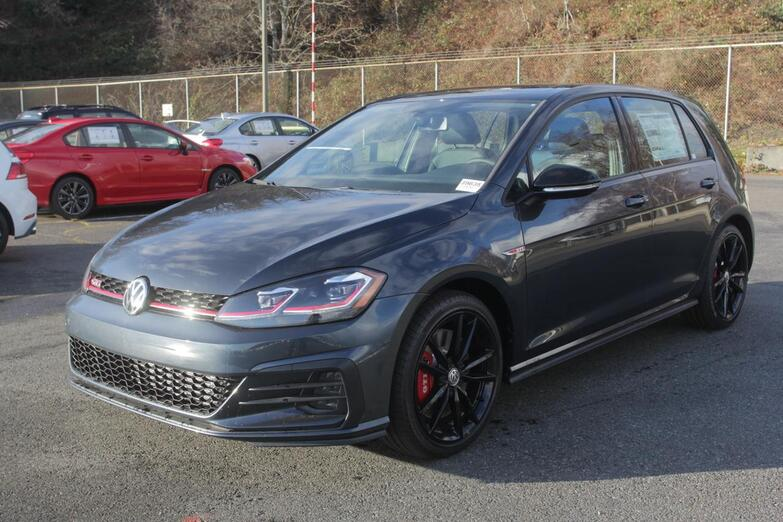 2021 Volkswagen Golf GTI SE 6-Speed Seattle WA