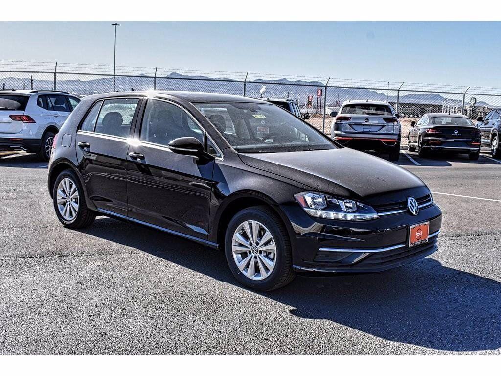 2021 Volkswagen Golf TSI El Paso TX