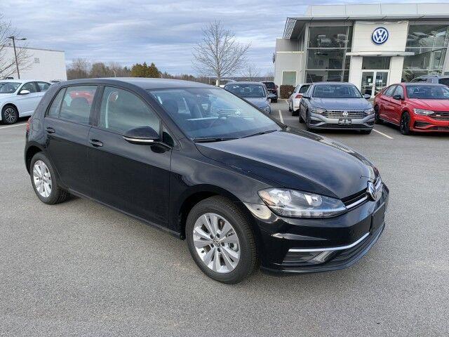 2021 Volkswagen Golf TSI Keene NH