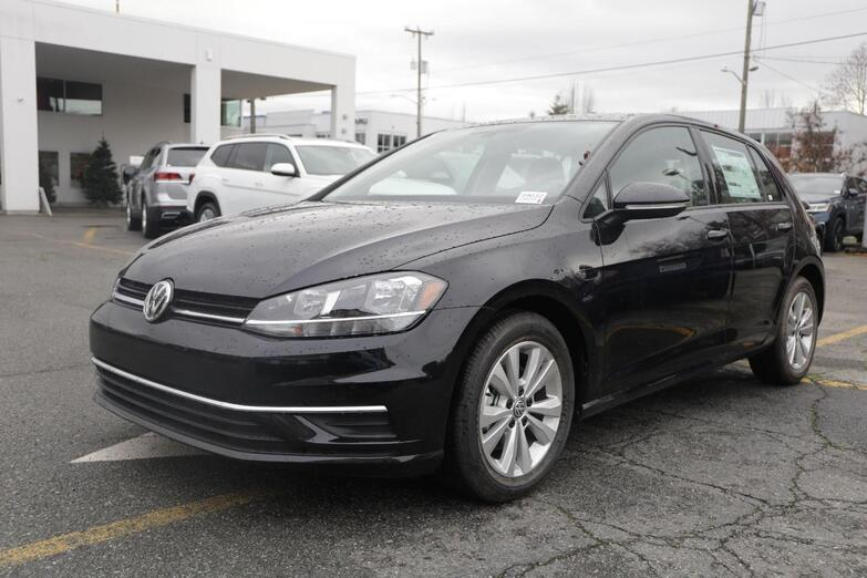 2021 Volkswagen Golf TSI Seattle WA