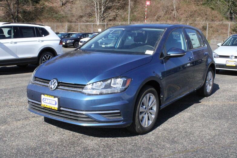 2021 Volkswagen Golf TSI Seattle WA