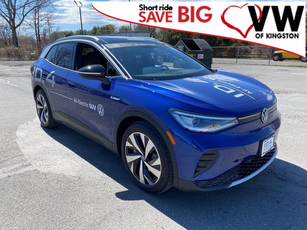 2021 Volkswagen ID.4 1st Edition Kingston NY