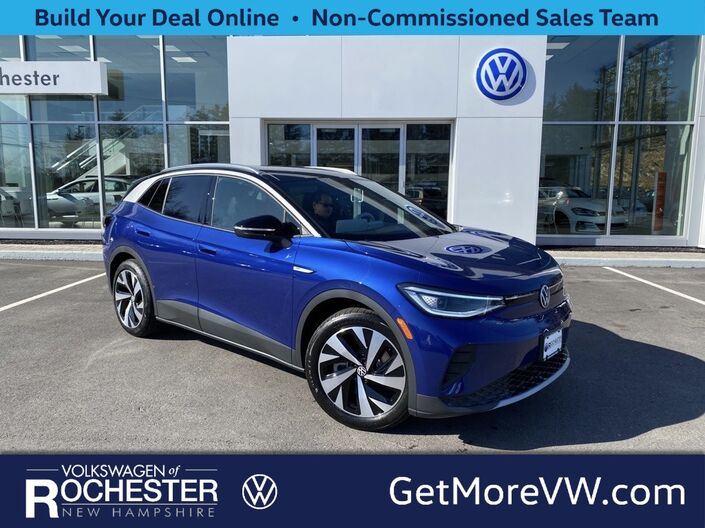 2021 Volkswagen ID.4 1st Edition Rochester NH