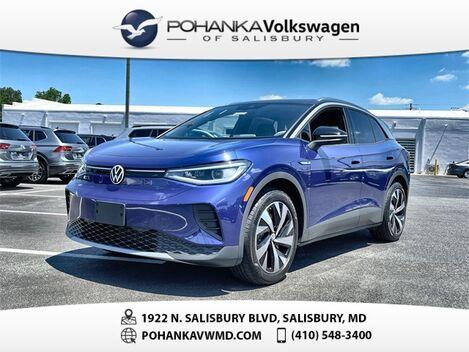 2021_Volkswagen_ID.4_1st Edition_ Salisbury MD