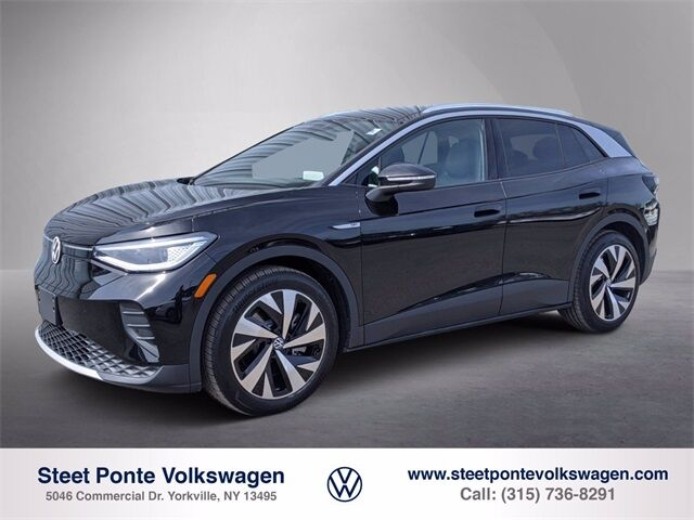 2021 Volkswagen ID.4 1st Edition Yorkville NY