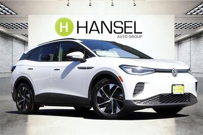 2021_Volkswagen_ID.4_Pro S_ Santa Rosa CA