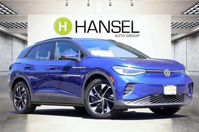 2021 Volkswagen ID.4 Pro S Santa Rosa CA