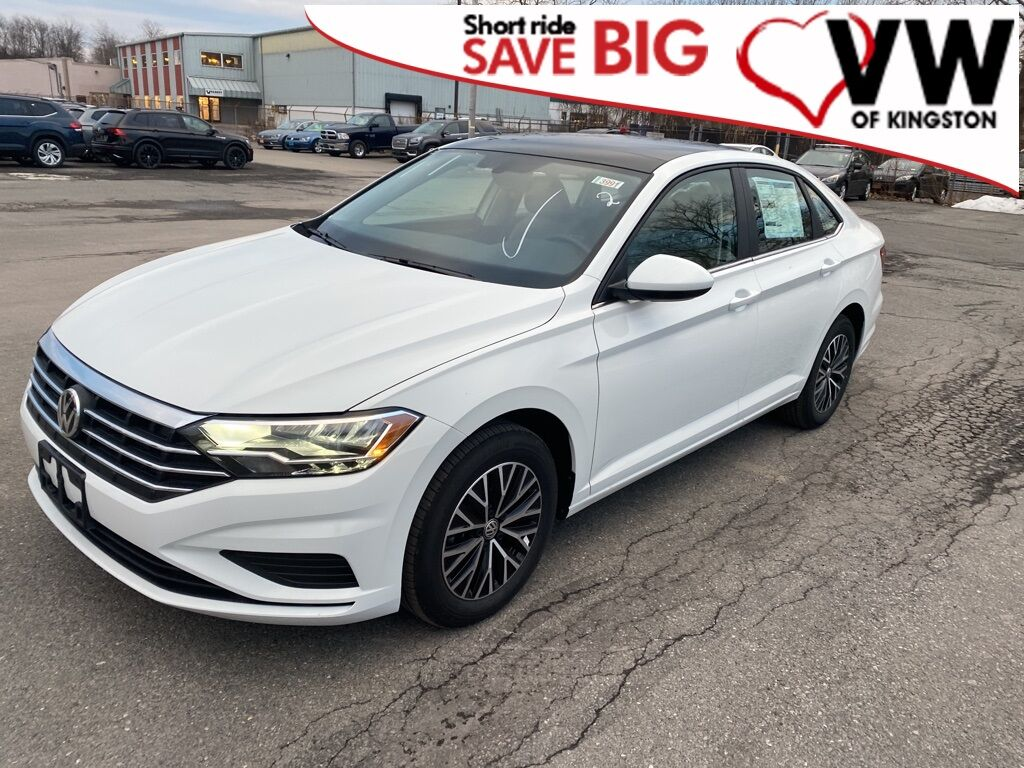 2021_Volkswagen_Jetta_1.4T SE_ Kingston NY