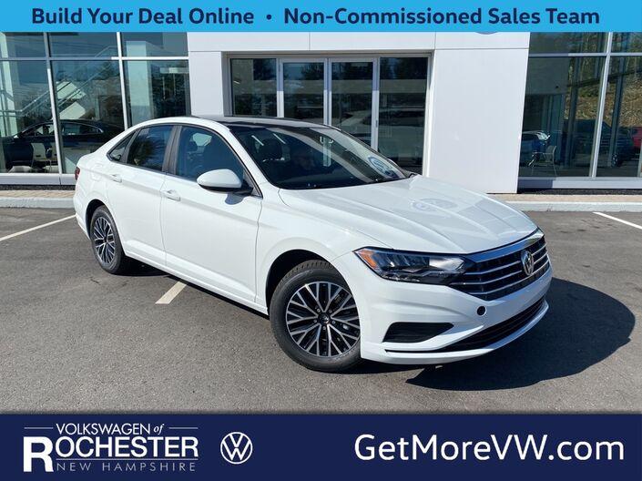 2021 Volkswagen Jetta 1.4T SE Rochester NH