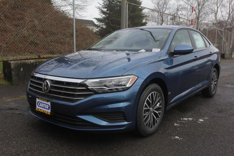 2021 Volkswagen Jetta S 6-Speed Seattle WA