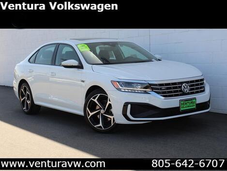 2021_Volkswagen_Passat_2.0T R-Line Auto_ Ventura CA