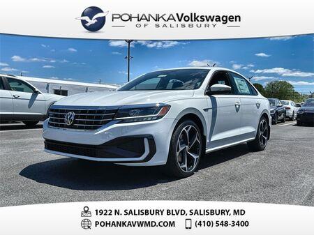 2021_Volkswagen_Passat_2.0T R-Line_ Salisbury MD