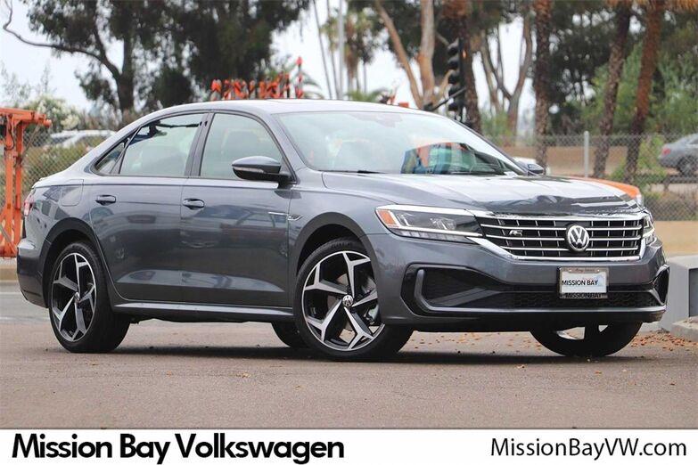2021 Volkswagen Passat 2.0T R-Line San Diego CA