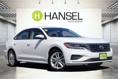 2021_Volkswagen_Passat_2.0T S_ Santa Rosa CA