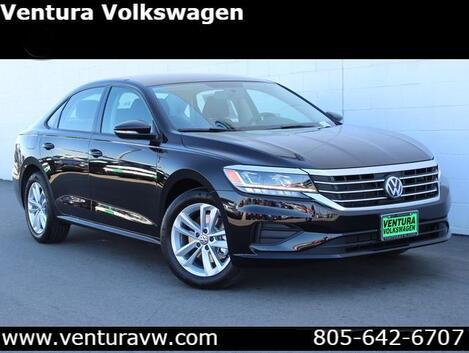 2021_Volkswagen_Passat_2.0T S Auto_ Ventura CA