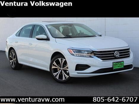 2021_Volkswagen_Passat_2.0T SE Auto_ Ventura CA
