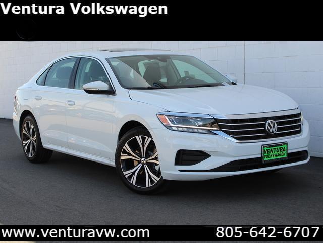 2021 Volkswagen Passat 2.0T SE Auto Ventura CA