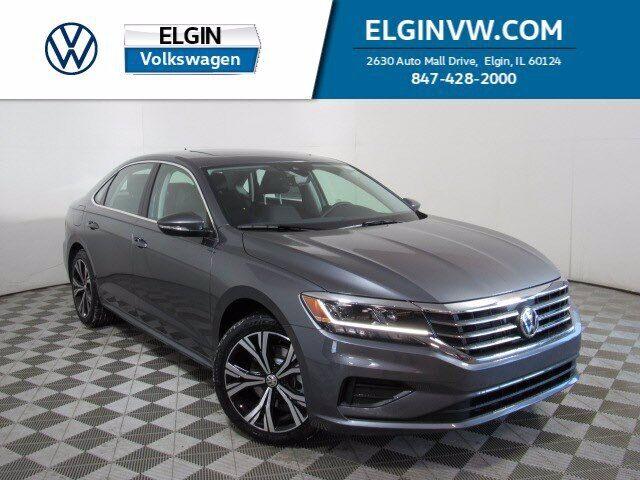 2021 Volkswagen Passat 2.0T SE Elgin IL