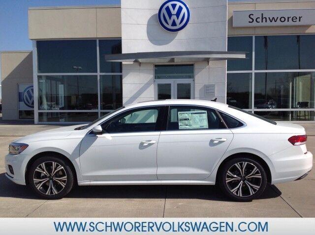 2021 Volkswagen Passat 2.0T SE Lincoln NE