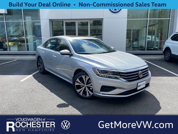 2021 Volkswagen Passat 2.0T SE Rochester NH