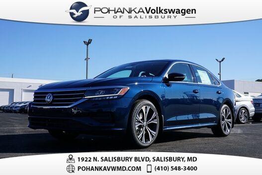 2021_Volkswagen_Passat_2.0T SE_ Salisbury MD