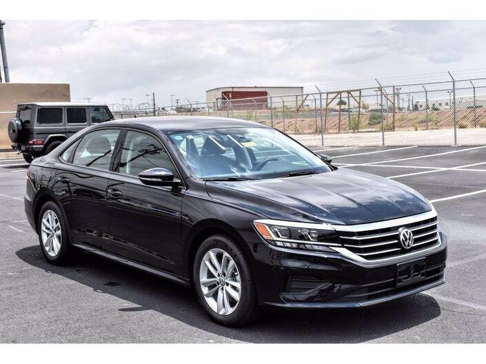 2021 Volkswagen Passat S El Paso TX