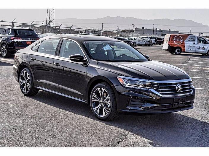 2021 Volkswagen Passat SE El Paso TX