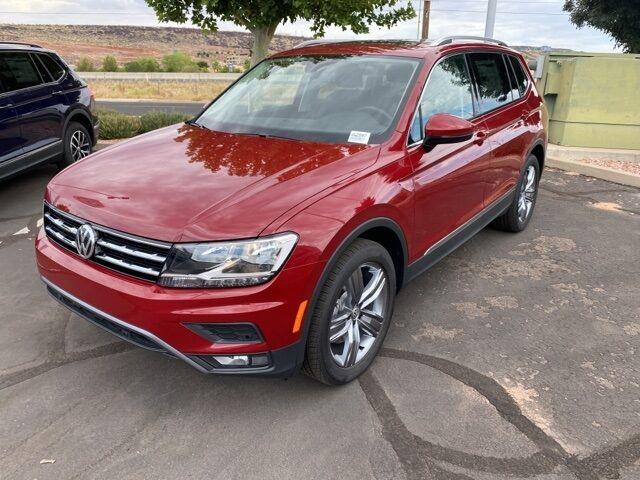 2021 Volkswagen Tiguan 2.0 T SEL FWD St. George UT