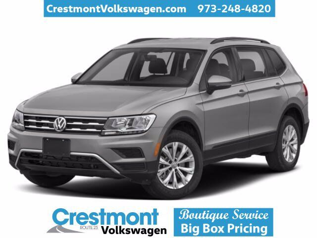 2021 Volkswagen Tiguan 2.0T S 4MOTION Pompton Plains NJ