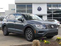 Volkswagen Tiguan 2.0T S 4Motion 2021